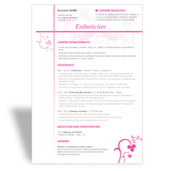 ... word resume template and cover letters - Word resume CV templates