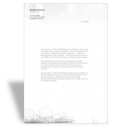 Word cover letter template director marketing
