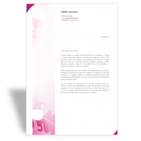 Download and write a great word CV R sum template hairstylist – Hair Stylist CV Template