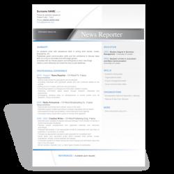 CV News Reporter