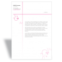Word cover letter template esthetician